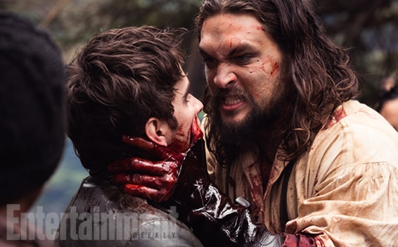 Former Game Of Thrones Star Jason Momoa Takes On Canadian