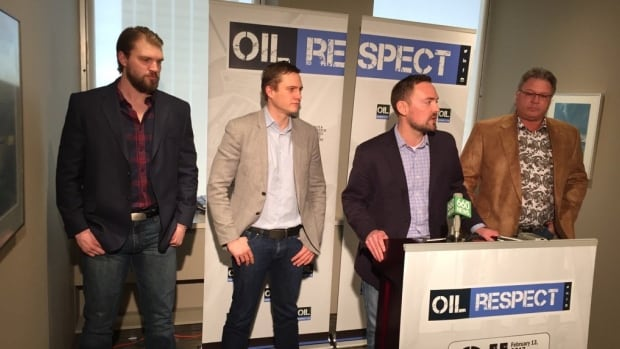 Awareness campaign for Alberta's oil industry is asking for more respect and attention from supporters and provincial and federal governments.