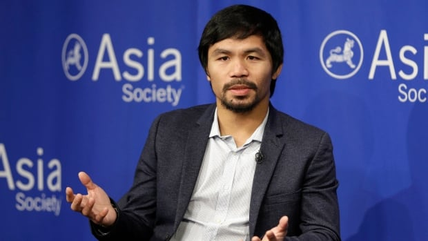 "Boxing star Pacquiao has created a firestorm in his home country after saying people in same-sex relationship's are ""worse than animals."""