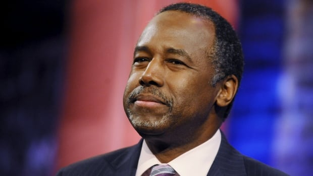 "Carson had announced on Wednesday he did not see a ""political path forward"" in his campaign."