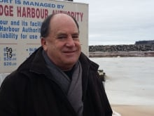 Steve Dimond, director Stanley Bridge Harbour Authority