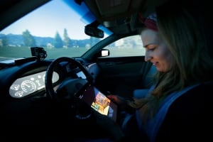 Self Driving Cars The Humans