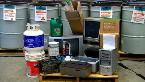 New Recycling Depot Opens At Brady Dump In Winnipeg On