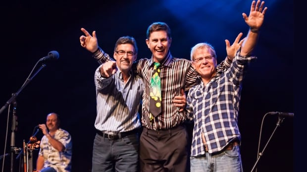 Buddy Wasisname and the Other Fellers aren't breaking up, but the musical comedy group will no longer be doing the long tours that have defined their 35-year career.