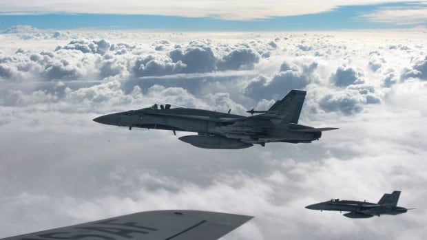 Prime Minister Justin Trudeau says airstrike operations, while useful in the short term for military and territorial gains, do not on their own result in long-term stability. On Sunday, commenters voiced their opinions through CBC Forum online and on CBC Radio's Cross Country Checkup.