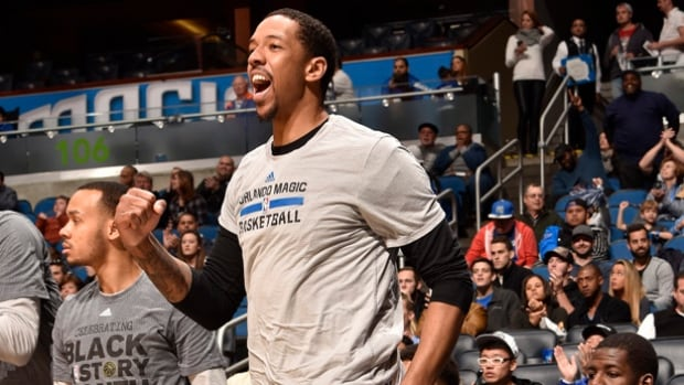 Channing Frye was dealt by the Orlando Magic to the Cleveland Cavaliers as part of a three-team deal on Thursday's NBA trade deadline.