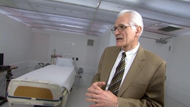 Sleep specialist Dr. Charles Czeisler