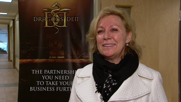 Heather Colberg and her daughter, Madison, auditioned for Dragons' Den in Calgary on Thursday.