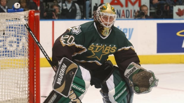 Hall of Fame goaltender Ed Belfour is auctioning off his 2002 Olympic gold medal, along with other pieces of memorabilia, in order to start a distillery company with his son.