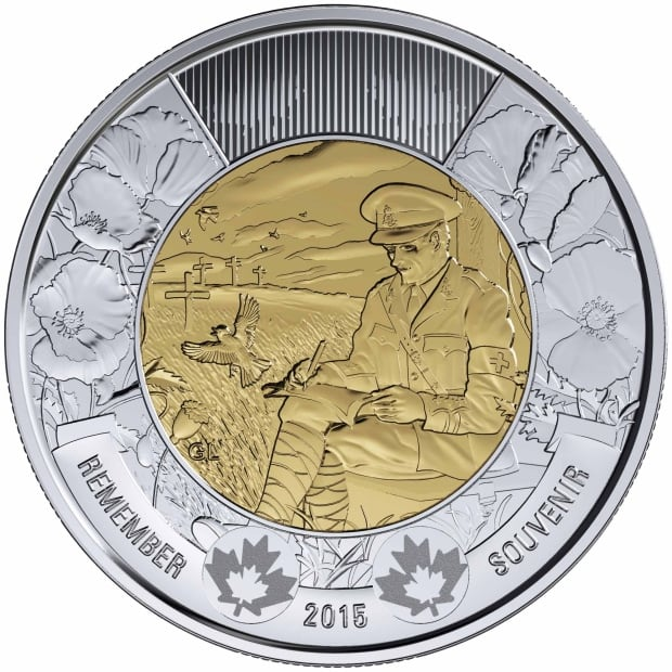 In Flanders Fields 2-dollar coin