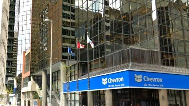 Chevron Canada says it is reducing its workforce, but did not provide any details.