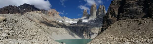 Torres del Paine view