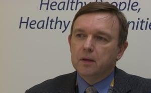 David Diamond Eastern Health CEO