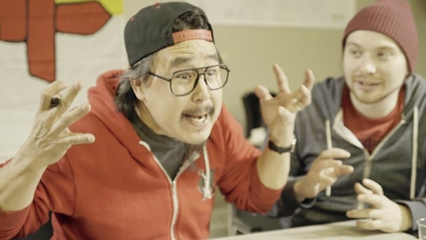 Inuktitut comedy show Qanurli featuring Vinnie Karetak and Thomas Anguti Johnston may get only 20 per cent of the funding it applied for from the Nunavut Film Development Corporation.