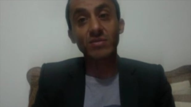 Hussain AlBukhaiti is a Houthi-linked local journalist