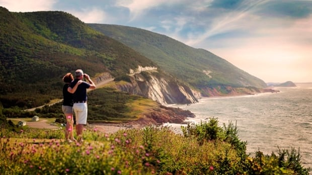 The 'Cape Breton if Trump Wins' web site touts 'the most affordable housing market in North America.'