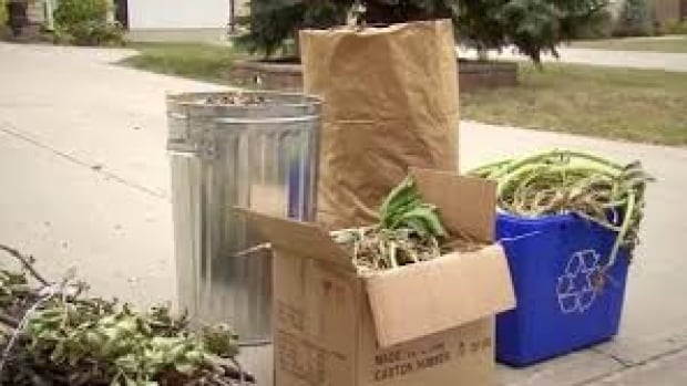 City councillors see organic pickup program as a waste of money.