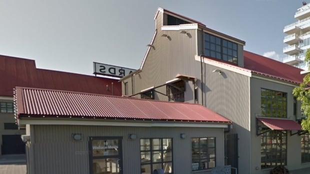 The historic Pipe Shop building, part of North Vancouver's former shipyards, was the proposed home for a new museum.
