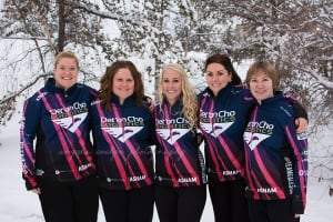 Team NWT curling