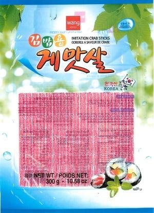 Wang Korea Imitation Crab Stick 500g