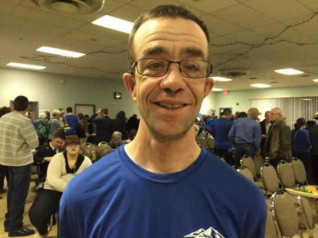 Wade Watson, 41, curling