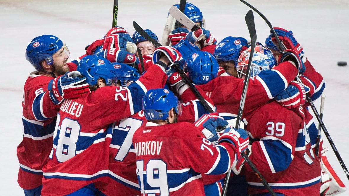 Montreal canadiens time for fans to embrace the tank montreal cbc news - Image hockey canadien ...
