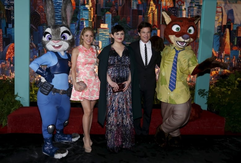 Disney S Zootopia Is A Feisty Animal Kingdom With Its Own Peter Moosebridge Cbc News