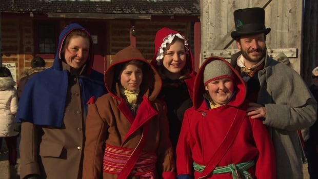 Festival du Voyageur's newest official Voyageur family was revealed over the weekend, as the festival's 2016 edition drew to a close.