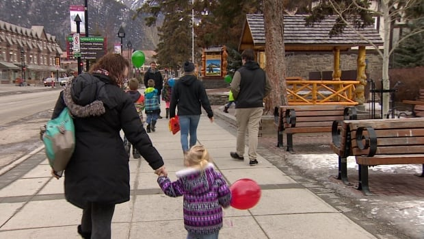 Parks Canada says they are looking at an increase of 7% in visits this year.