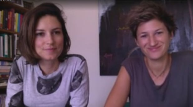 Missy Higgins and Natasha Pincus