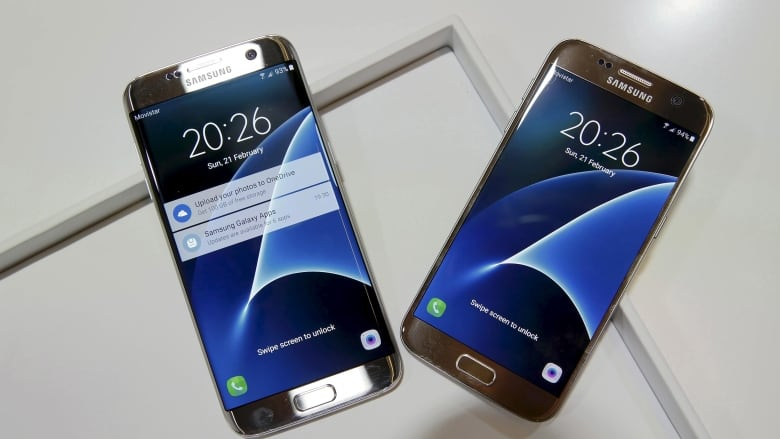 I couldn't believe my eyes': Man says Samsung phone started