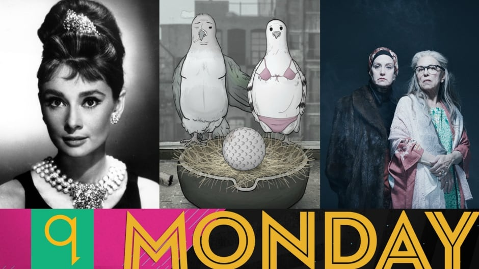 Today on q: Crazy About Tiffany's, HBO's Animals, Grey Gardens: The Musical