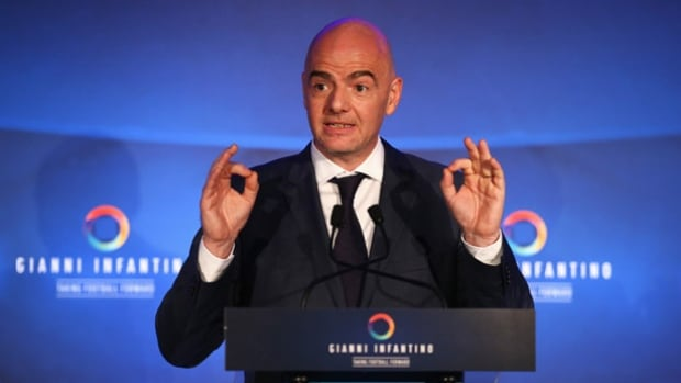 Gianni Infantino has stepped out of UEFA president Michel Platini's shadow to become one of the favourites to win the FIFA election for president on Friday.
