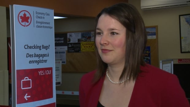 Katherine Lanteigne, spokesperson for the Bathurst Regional Airport, said the package that shut down the airport on Sunday did not pose any danger to the public.