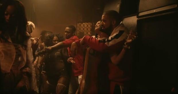 Drake Rihanna The Real Jerk
