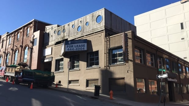 An East Side Mario's will move into this building in downtown Halifax.