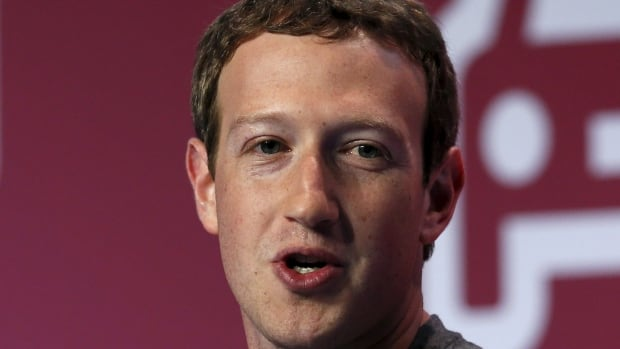 'Facebook isn't a company that hits a roadblock and gives up,' Facebook founder Mark Zuckerberg said at the Mobile World Congress wireless show in Barcelona Monday.