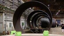 DSME Trenton wind turbine makers