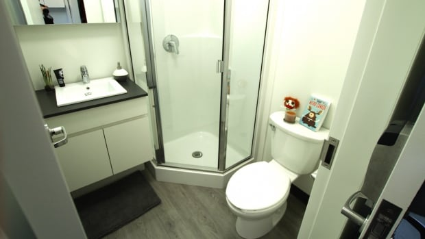 Inspection for this bathroom, with its three fixtures, will soon cost $60 instead of $42.