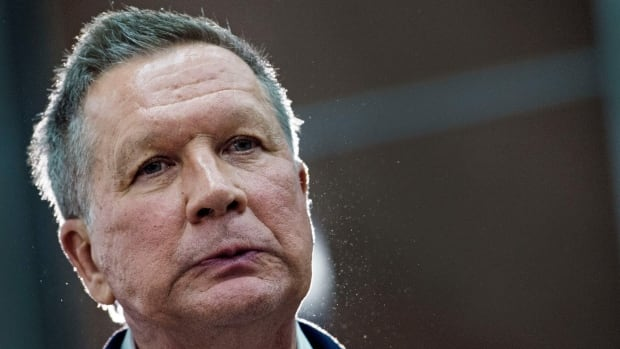 Some social media users compared Kasich's comment to former Republican candidate Mitt Romney's 'binders full of women' moment from the 2012 presidential campaign.