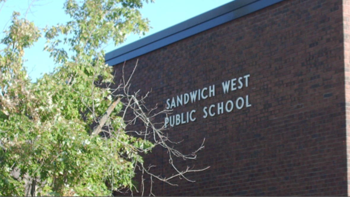 sandwich west school in lasalle to open wednesday