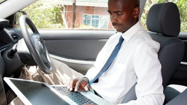 If your car doubles as an office, you might be able to write off some of those expenses come tax time.