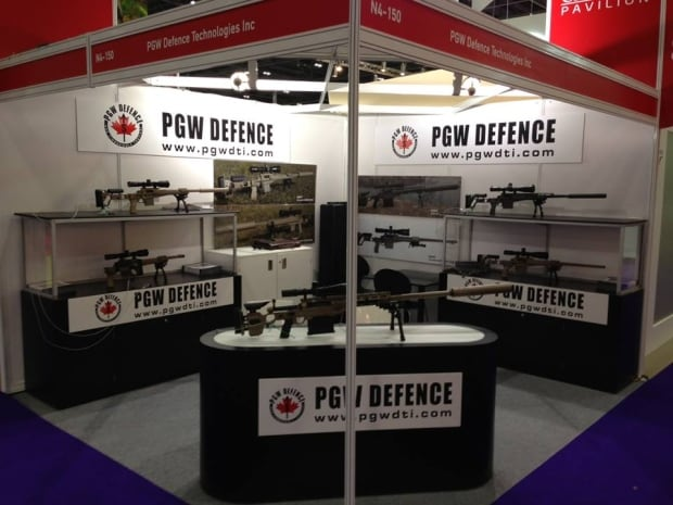booth at PGW