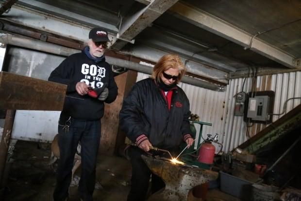 Packard-welding