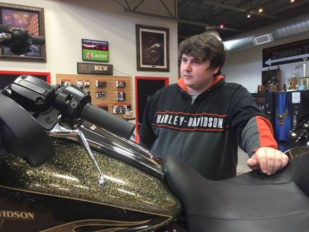 Dan Cawthorn Harley Davidson