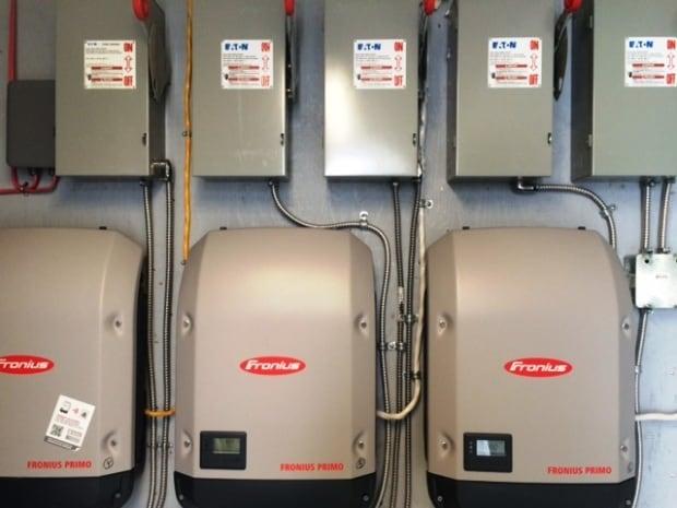 net zero energy inverters