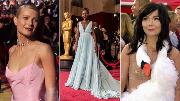 Apologies to the gentlemen of Hollywood who, while always dapper, somehow fail to make as much of a statement with their suits as actresses do with their daring designer gowns.