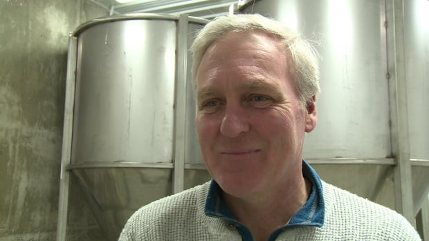 Alan Stewart, who also runs Stewart's Organic Farm, hopes to have the first malt batch ready in April.