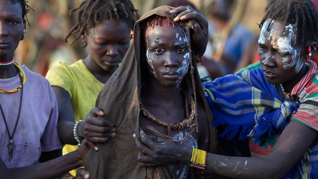 Despite a government ban on female genital mutilation in 2011, the long-standing tradition remains a rite of passage, particularly among poor families in rural areas.