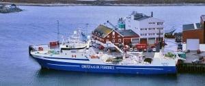 Saputi in Nuuk